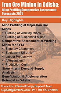 Iron Ore Mining in Odisha