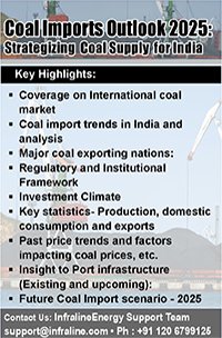 Coal Imports Outlook 2025