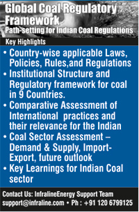 Global Coal Regulatory Framework