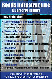 Roads Infrastructure Quarterly Report